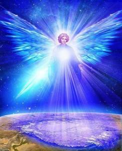 Angel michael centerofoneness