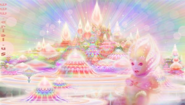 Erialsart- Lumia starchild city of light 1