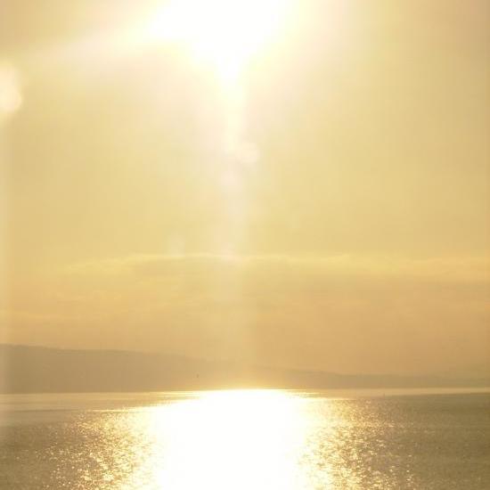 Soleil à 3 h. de l'après-midi