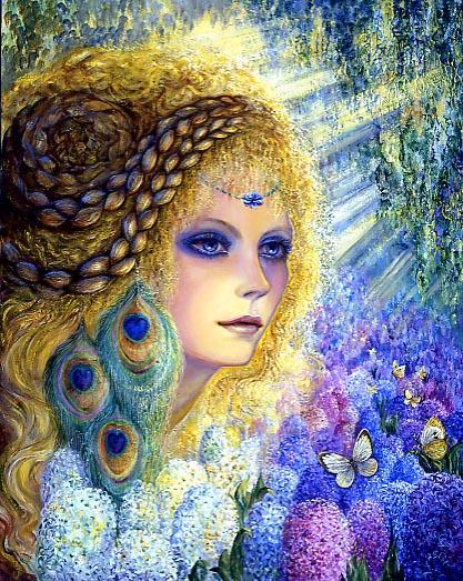 Peintures de Josephine WALL