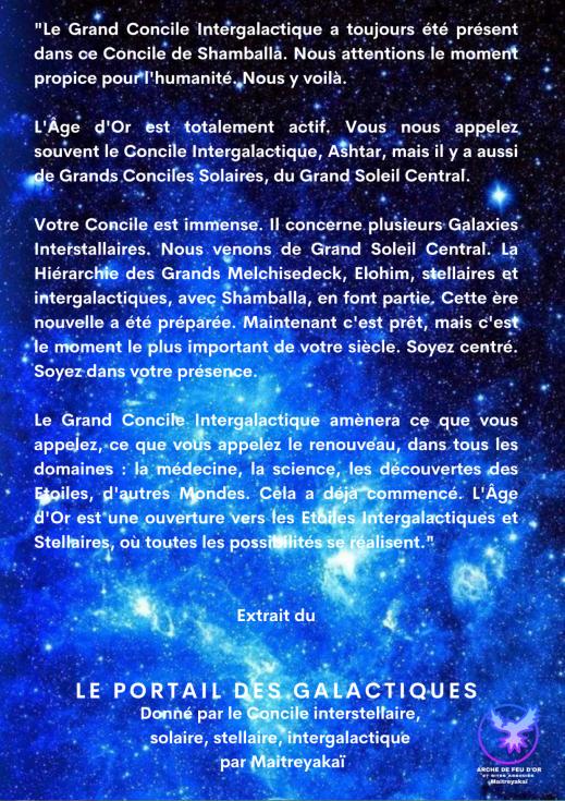 Portail des Galactiques - extrait