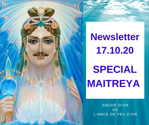 Ao newsletterspe cialmaitreya