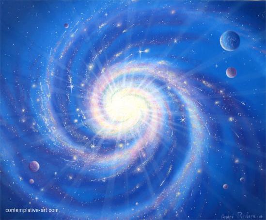Galaxie spirale 1