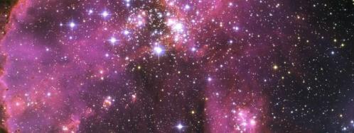 Nebuleuse etoiles espace space